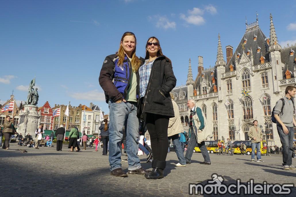 60° Dia – Volta pela Europa 2012